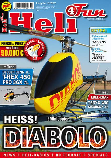 Diabolo in der Heli4Fun